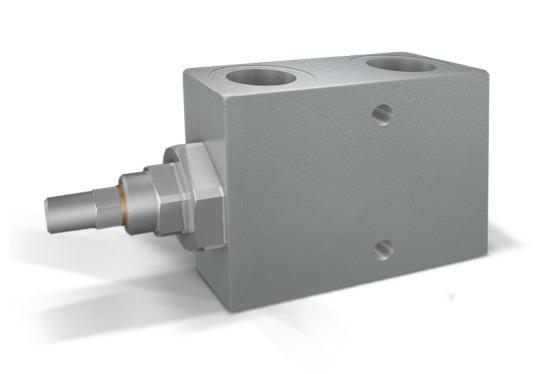 Линейный дифференциальный предохранительный клапан VMPP L D5 3/4